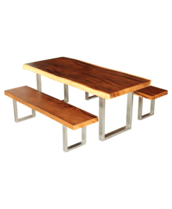 dining table and bench furniture singapore