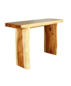 solid high table