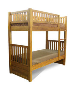 bed frame for two