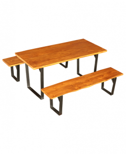 dining table and bench sg