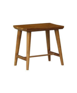scandinavian dining table stool