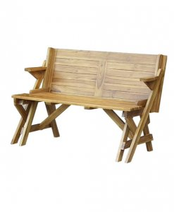 Aaliyah Teak Party Bench Shop Furniture Online In Singapore