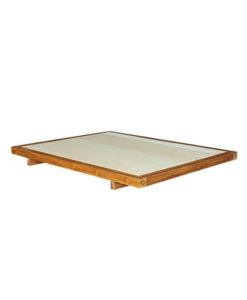 platform bed frame sg space saving furniture