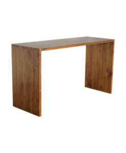 solid wood console singapore