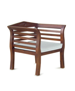 wooden arm chair singapore