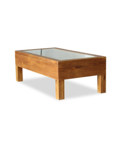 Enrique Teak Coffee Table Shop Furniture Online In Singapore