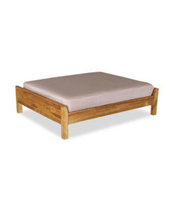 solid wood bed frame singapore