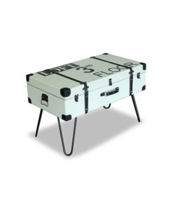 industrial storage coffee table