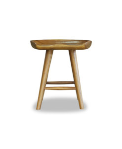 Scandinavia Solid Wood Stool