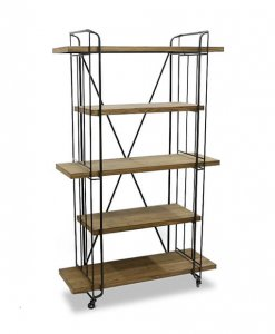 Industrial Display Shelf