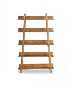 Wooden Display Rack Singapore