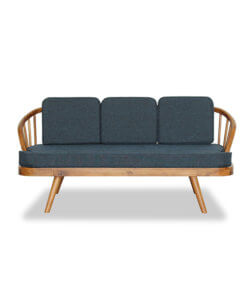 Solid Teak Wood Sofa