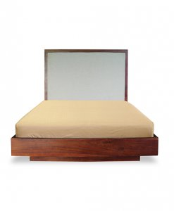 Solid Wood Bed Frame sg