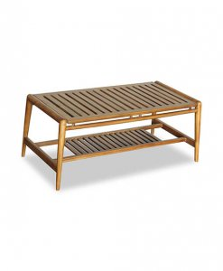 Coffee table Solid teak wood living room furniture