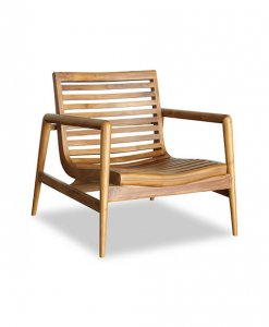 solid wood arm chair sg