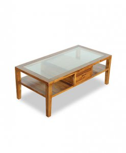 solid wood coffee table sg