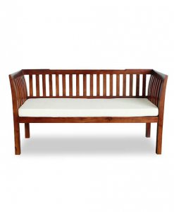 solid teak wood couch singapore