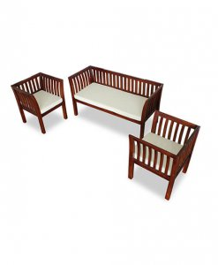 solid wood living room sofa Singapore