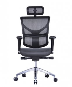 Avoid slouching and prevent backaches with adjustable features