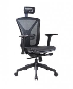 Durable ergonomic office chair for office and work spaces