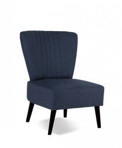 Affordable Upholstered Fabric Armchair