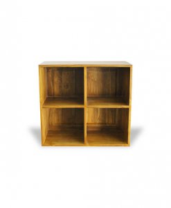 simple solid wood storage solution singapore