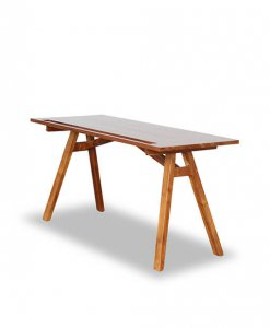 scandinavian and stylish writing table