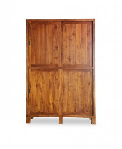 good quality wooden storage unit
